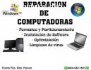 Reparacion y mantenimiento de computador
