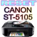 Reset Canon ST5105