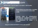 Servidor Central Telefónica Rack Redes V