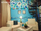 Suite doble 2 niveles en Guadalupe Inn