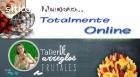 TALLER DE ARREGLOS FRUTALES ONLINE