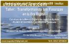 Taller Transformando tus finanzas