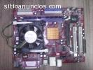 Tarjeta madre pc chips modelo M935G V3.1