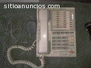 Teléfono panasonic modelo kxt3280