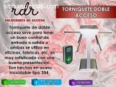 TORNIQUETE  DE DOBLE ACCESO- RDR SOLUCIO