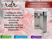TORNIQUETE PARA CONTROL DE ACCESO- RDR S