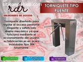TORNIQUTE TIPO PUENTE  - RDR SOLUCIONES