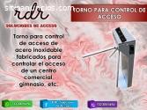 TORNO PARA CONTROL DE ACCESO- RDR SOLUCI