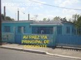 VENDO CASA DE PLACA BELLA