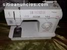 Vendo máquina de coser Singer debutante