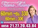 ESPAÑOLA -TAROTISTA FATIMA MOLINA