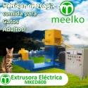 Extrusora Meelko para pellets MKED080B