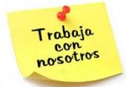 INSTITUCION DEL ESTADO SOLICITA PERSONAL