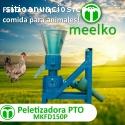 Máquina Meelko MKFD150P