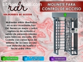 MOLINETE PARA CONTROL DE ACCESO  - RDR S