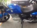 Moto Suzuki EN-125 año 2016