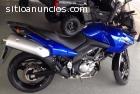 Moto Suzuki V-STROM 650 año 2014