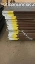 Planchones de acero laminado  A-36