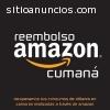 REEMBOLSOS DE DÓLARES EN AMAZON