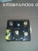 Rele Potencial FR-064 220v 1hp-3hp 37Amp