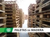 Reparación de Paletas de Madera.