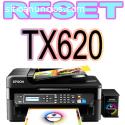 Reset Epson TX620