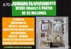 se venden apartamentos a buen precio