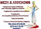 SERVICIOS DE ABOGADOS EN BARINAS VENEZUE