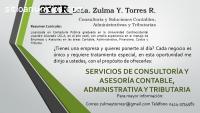Servicios de asesoría