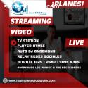 Servicios de Video Streaming y Radio Str