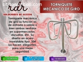 TORNIQUETE MECANICO DE GIRO- RDR SOLUCIO