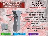 TORNIQUTE CON SISTEMA DE ACCESO  - RDR S