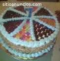 tortas por encargo