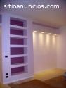 Trabajos de Drywall y Escayola
