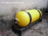 Vendo Bombona de Gas para Vehículos