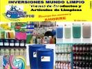 ventas de articulos y productos de limpi